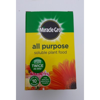 Miracle grow all purpose plant food
