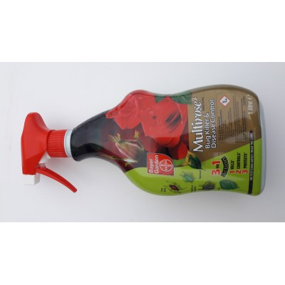 Multi rose bug killer and disease control